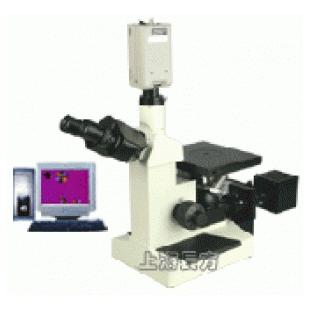 用金相显微镜观察钢热处理后组织