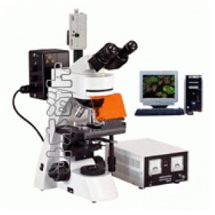 数码研究型正置荧光显微镜的原理解析